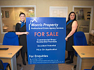 Morris Property Staff at the Office